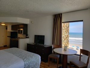 King Room w/ kitchenette Ocean View
